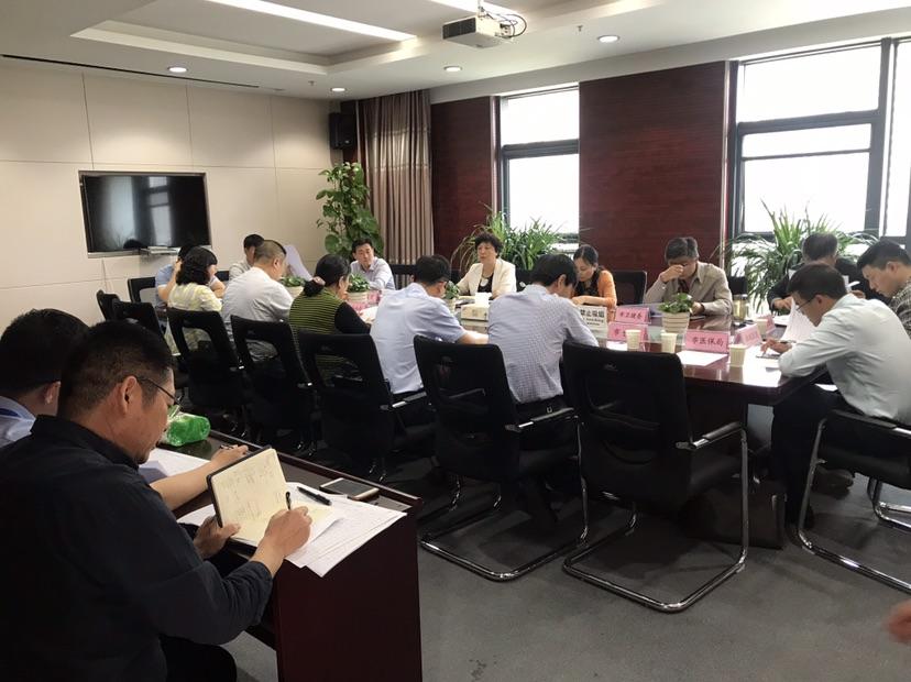 第三届中国(连云港)国际医药大会召开外专组会议