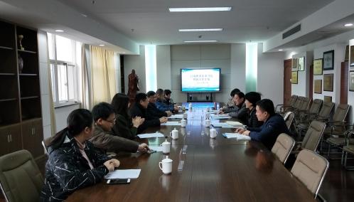 王友芳赴江海职业技术学院调研高校科协工作